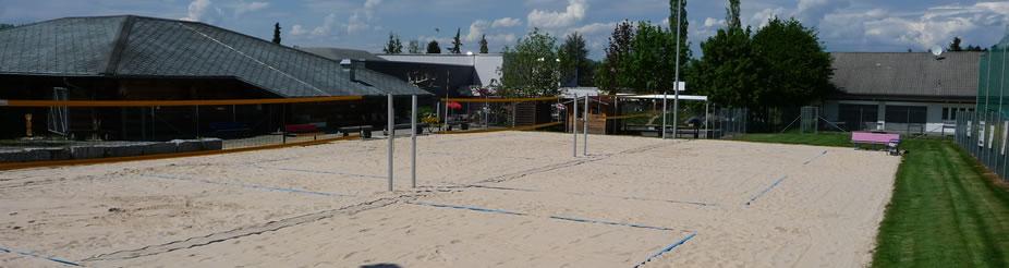 Beachfelder Seon