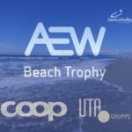 AEW Beach Trophy